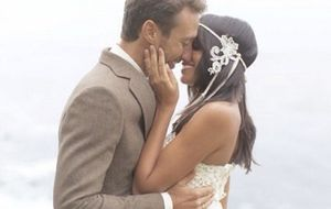 Raquel del Rosario se casa en secreto con Pedro Castro
