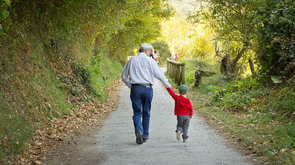 Foto: Los abuelos, nuevos padres a tiempo completo. (iStock)