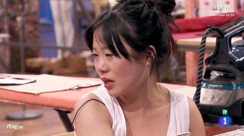 'Maestros de la costura' | Estalla la guerra entre Borja y Xiaona: Eres muy egoísta