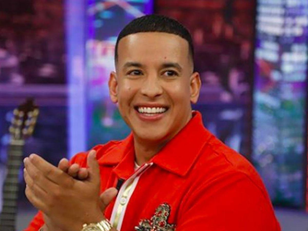 Foto:  Daddy Yankee, en 'El hormiguero'. (Atresmedia)