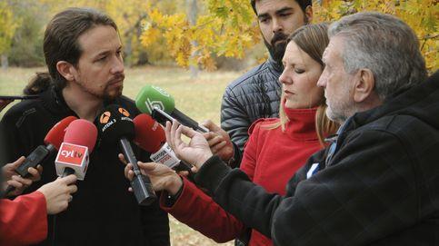 Podemos diseña discurso soberanista y anticapitalista, exclusivo para Cataluña