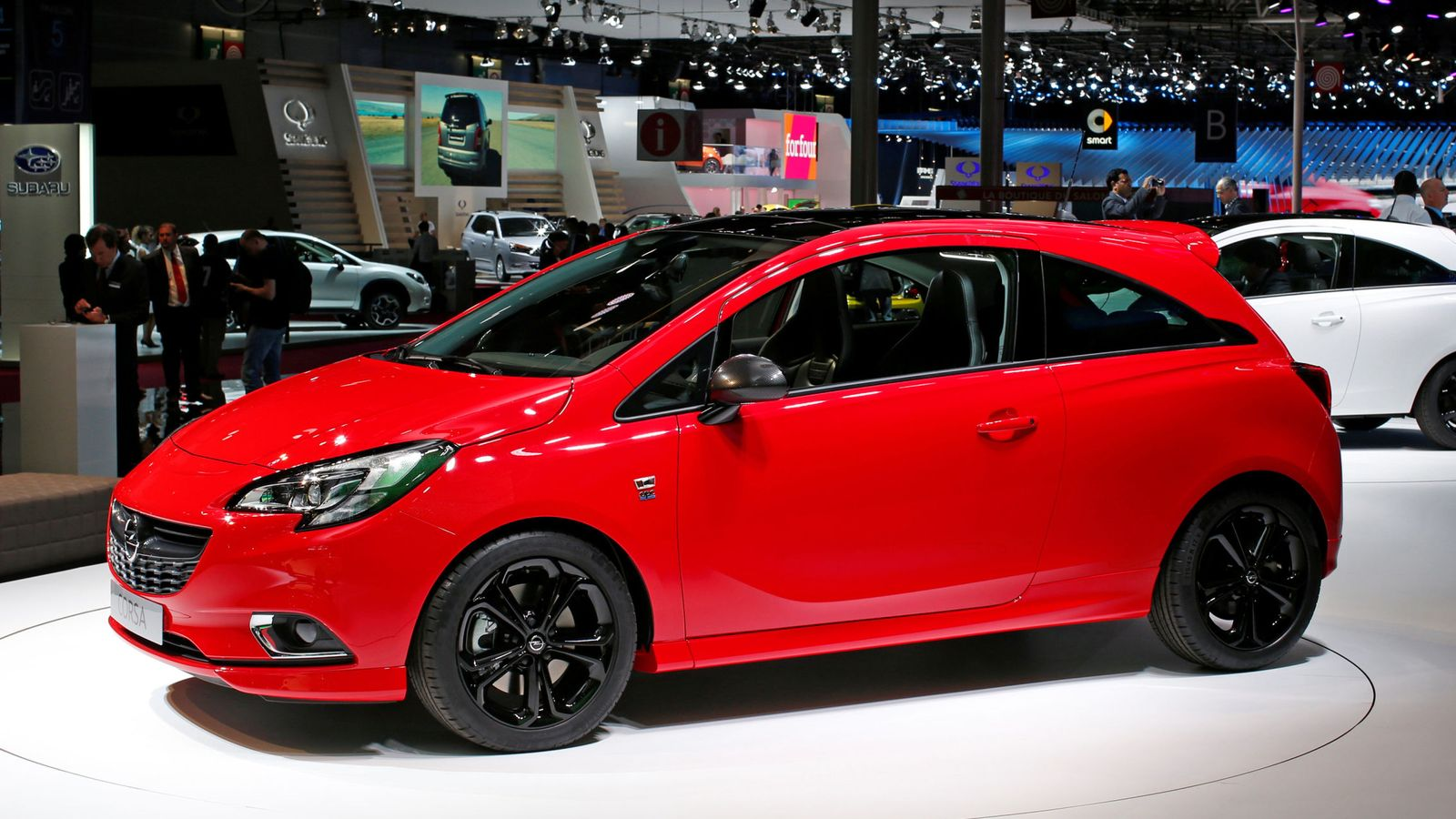 Foto: Opel Corsa