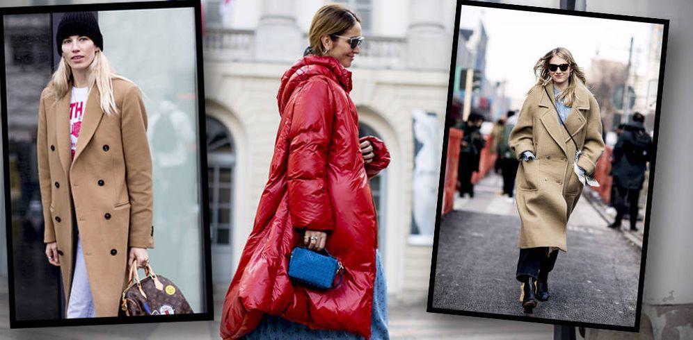 Foto: Un abrigo es una buena inversión. (Fotos: Imaxtree)