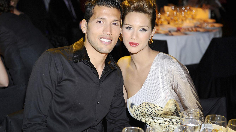 Foto: Tamara Gorro y Ezequiel Garay, en una imagen de archivo (Gtres)