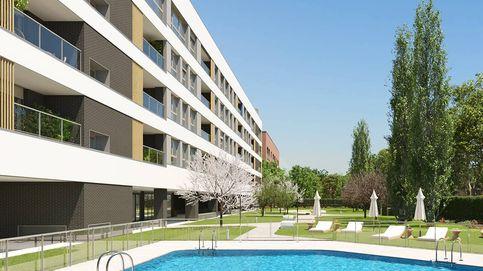 Así es la urbanización de lujo con 55 viviendas de Arturo Soria 125