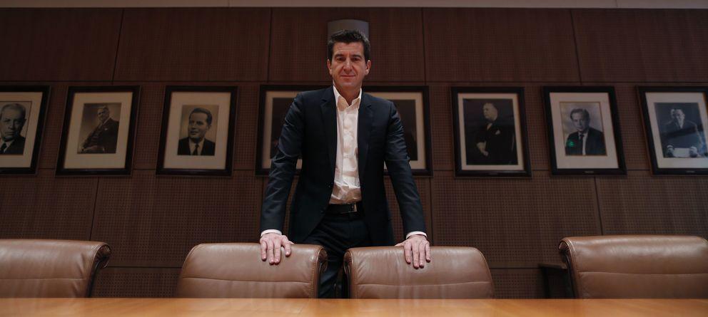 Foto: Matthieu Pigasse, director del Banco Lazard, dueño desde 2010 de Le Monde junto a Pierre Bergès y Xavier Niel (Reuters).
