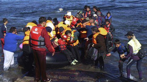 Más de 3.500 migrantes y refugiados llegaron a España por mar en 2015