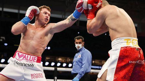 Canelo fulmina a Yildrim sobre el ring de Miami y anuncia su futuro
