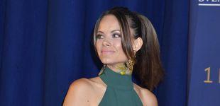 Post de Sofía Hellqvist, cual estrella de Hollywood con un impresionante look