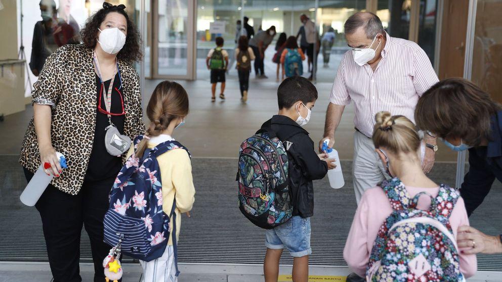 Aumentan un 900% las intoxicaciones por geles hidroalcohólicos en niños por el covid-19