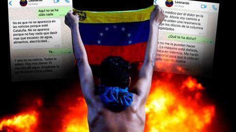 Sin noticias de Venezuela: el día a día en el país a través de un chat de WhatsApp