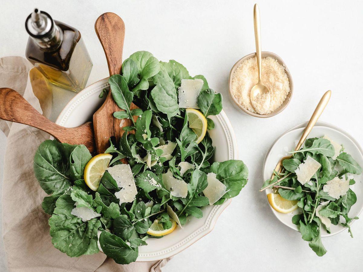 Foto: Adelgaza con la dieta de la espinaca. (Leigh Skomal para Unsplash)