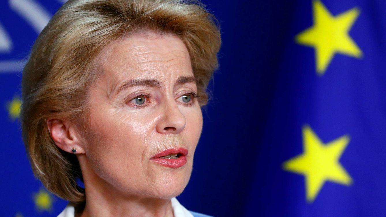 Ursula von der Leyen, la presidenta europea que no emociona en Alemania