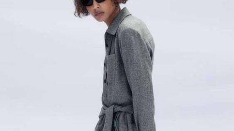 Mitad camisero, mitad abrigo: el vestido de Zara que está volviendo locas a las editoras