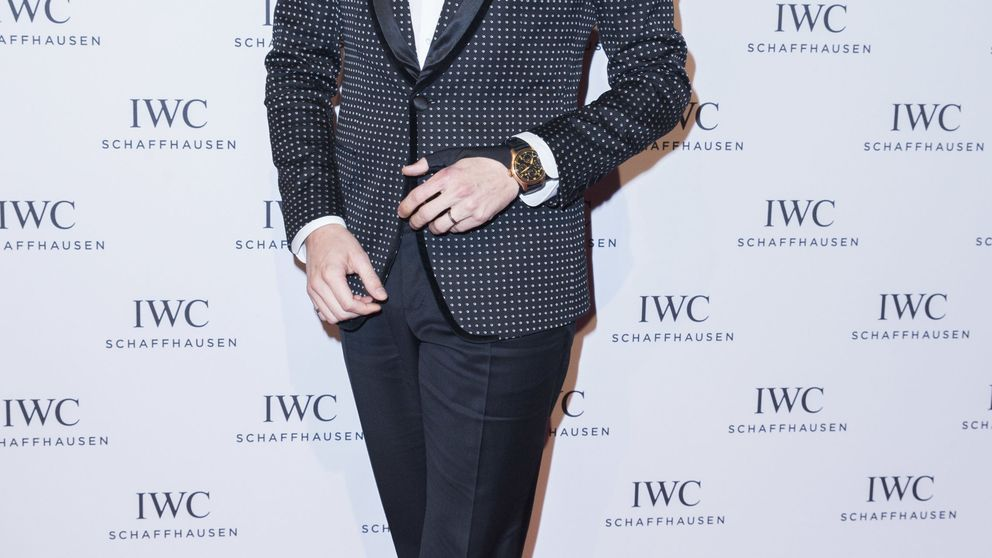Manzanares y Xabi Alonso se van de fiesta con las estrellas de Hollywood