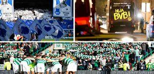 Post de Dortmund, Celtic y Copenhague: candidatos a mejor afición del año