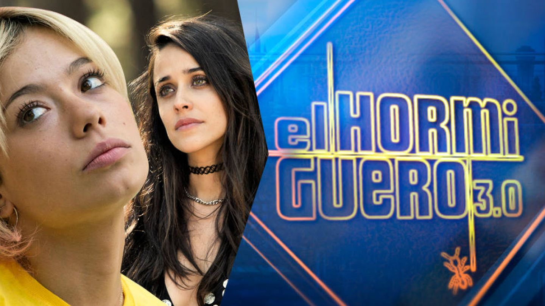Macarena García y Anna Castillo, las protagonistas de 'La llamada'. (Atresmedia TV)