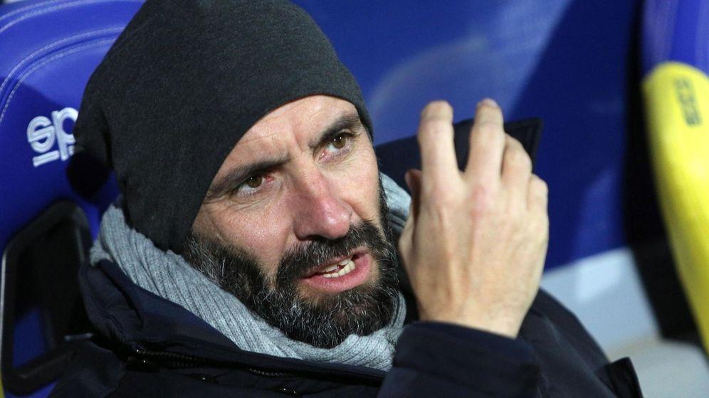 Foto: Monchi ha sido el director deportivo de la Roma durante las dos últimas temporadas. (EFE)