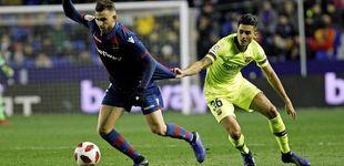 Post de El TAD rechaza la petición del Levante de suspender cautelarmente la Copa del Rey