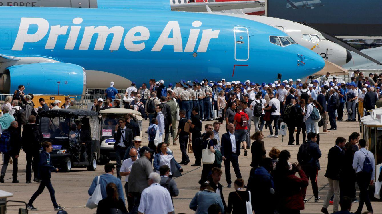 La crisis dispara el negocio de carga de las aerolíneas y Amazon crea su propia flota