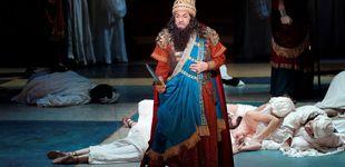 Post de Plácido Domingo es ovacionado en Les Arts en su regreso a los escenarios españoles