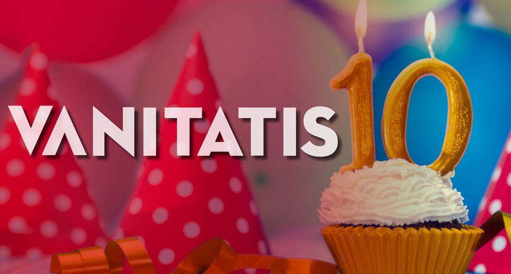 Foto: El décimo cumpleaños de Vanitatis.