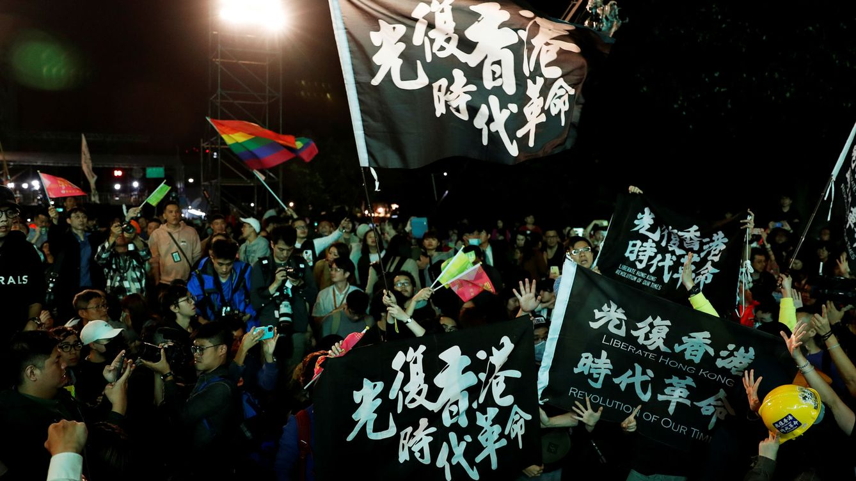 Taiwán se ha rebelado contra la hoja de ruta china: Hoy es Hong Kong, mañana nosotros