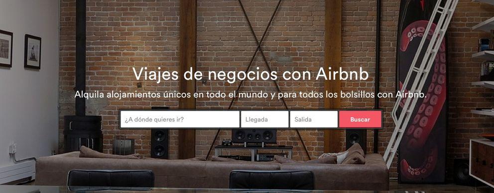 Foto: Airbnb responde al sector hotelero con un servicio para empresas