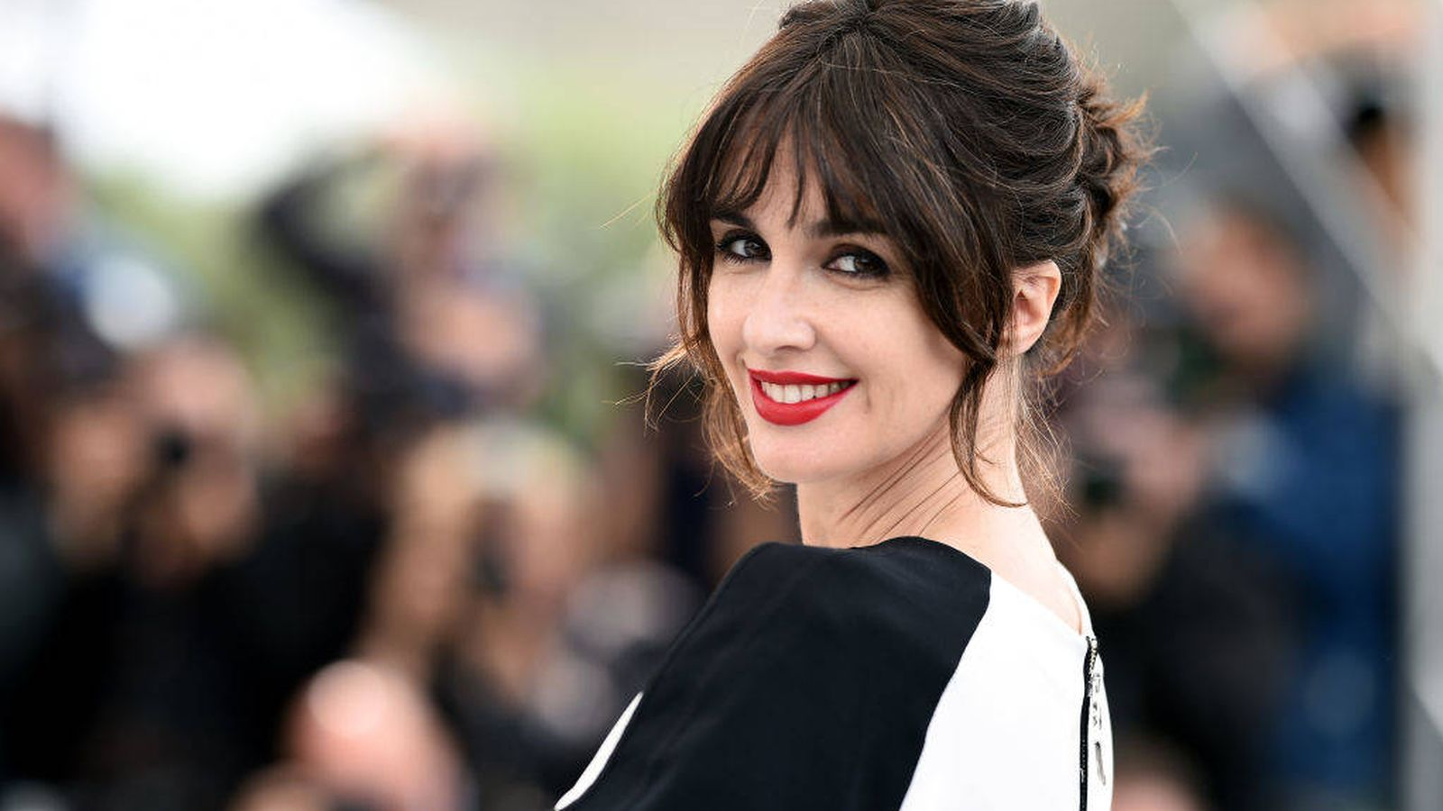 Foto: Paz Vega, en el Festival de Cannes. (Getty)