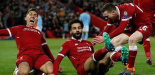 Post de El Liverpool baila al City de Guardiola, que no se encuentra en la Champions