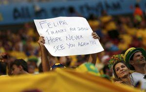 Scolari no dimite, pero Brasil ya se prepara para una gran revolución