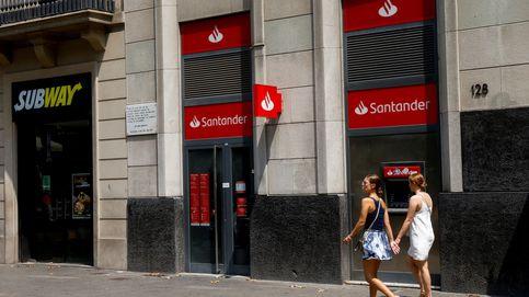 Banco Santander ya ha aceptado la salida voluntaria de más de 1.000 empleados