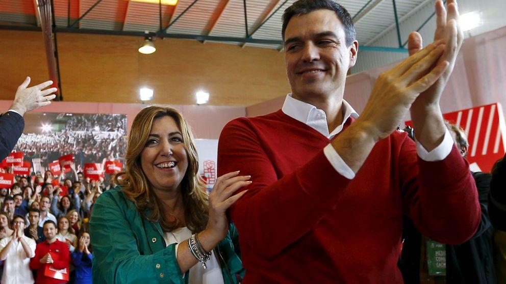 Ferraz acusa a Díaz de querer tomar el poder del PSOE para investir al PP
