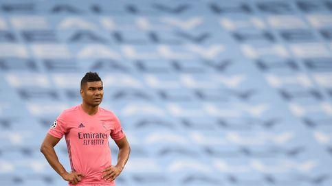 Zidane tiene motivos para estar preocupado por la ausencia de Casemiro