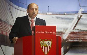Del Nido cierra etapa en el Sevilla: Es el peor momento de mi vida