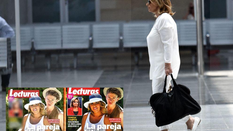 'Sálvame' cierra filas en torno a Teresa Campos: oculta su deuda con Hacienda