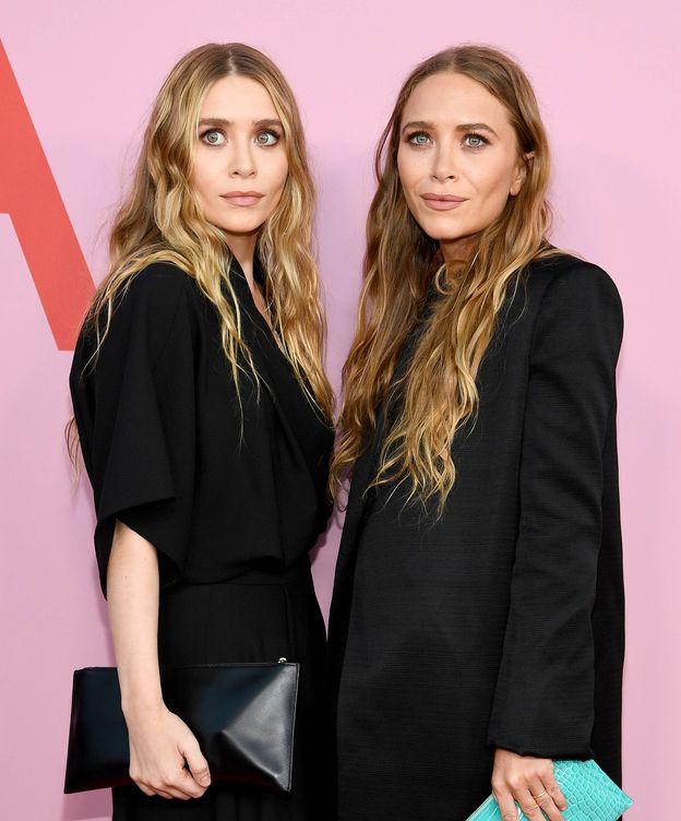 Foto: Mary-Kate Olsen y Ashley Olsen. (Getty)
