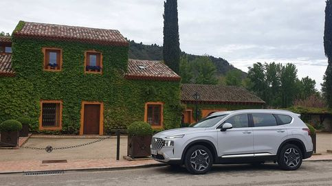Hyundai Santa Fe, un moderno y lujoso todocamino de siete plazas