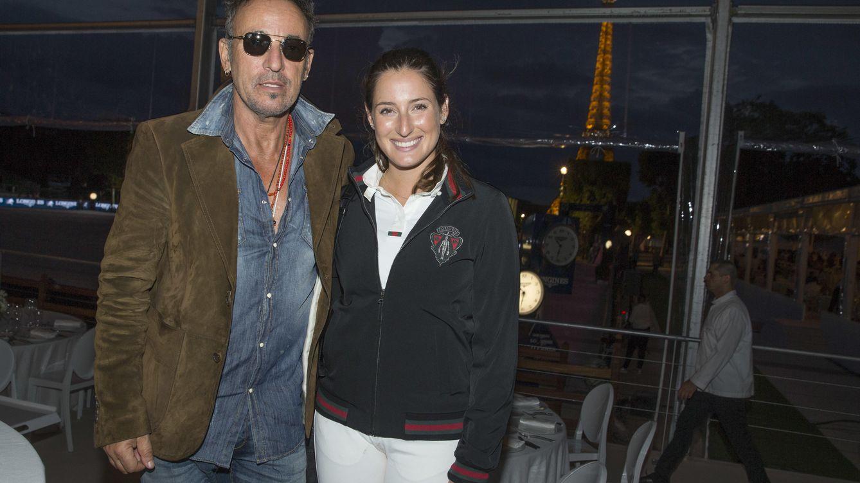 Foto: El cantante Bruce Springsteen junto a su hija Jessica (Gtres)