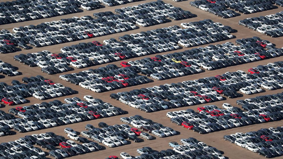 Trump amenaza con imponer aranceles del 20% a todos los automóviles de la UE