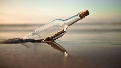 El mensaje en una botella más antiguo contenía algunas preguntas fascinantes