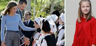 Post de ¿Leonor de Borbón, princesa de Asturias? Ni estaba ni se la esperaba