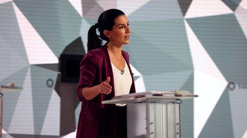 El minuto de oro de Rocío Monasterio (Vox) en el debate electoral: Sin seguridad no hay libertad