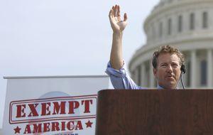"""Los """"pájaros locos"""" del Tea Party contra el gasto público y la deuda"""