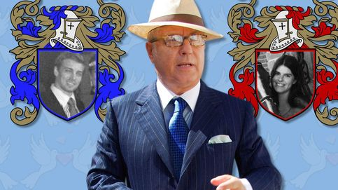 Javier Saavedra entronca con la aristocracia sevillana gracias a la boda de su hijo