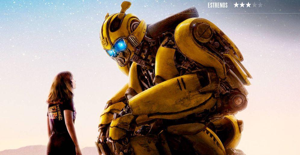 Cartelera Y Estrenos De Cine Bumblebee La Mejor Película Del