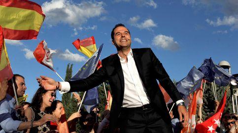 Aguado hablará con Ayuso, veta a PSOE y esperará a la decisión de Vox