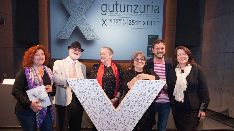 'Gutun Zuria': cuando la literatura se expresa con palabras y números