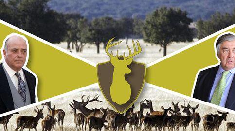 3 hombres para 100 corzos: la montería de Abelló, Alcocer y Castellanos
