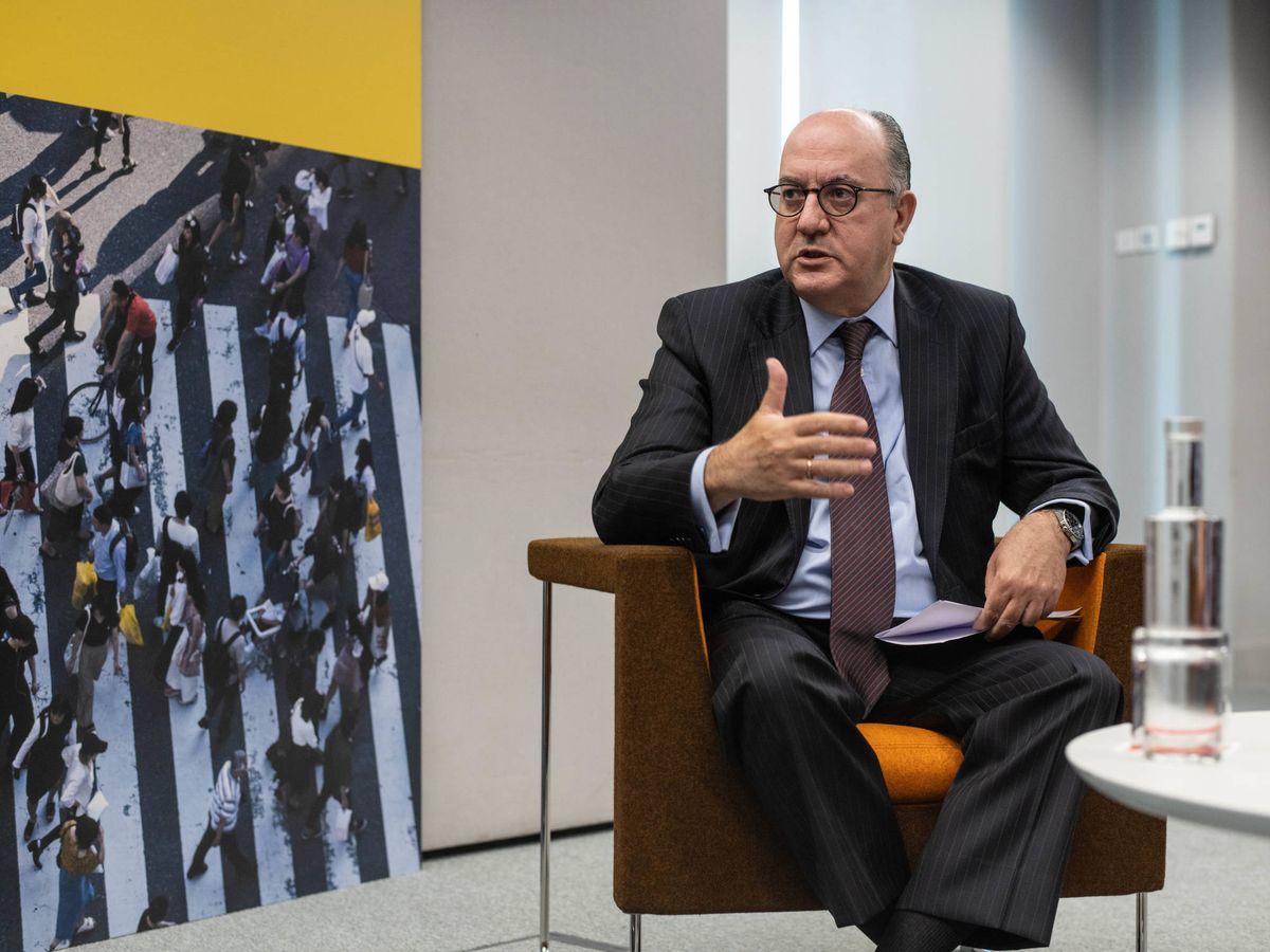 Foto: José María Roldán, presidente de la AEB (Asociación Española de Banca).